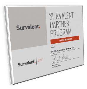 Integrador de Sistemas Survalent Certificado